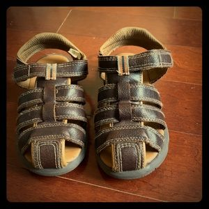 Toddler Boy Koala Kids Brown Sandals size 9